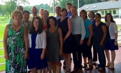 Metropolitan Youth Orchestra of New York board/staff strategic planning retreat at the Smithtown Country Club, Long Island.